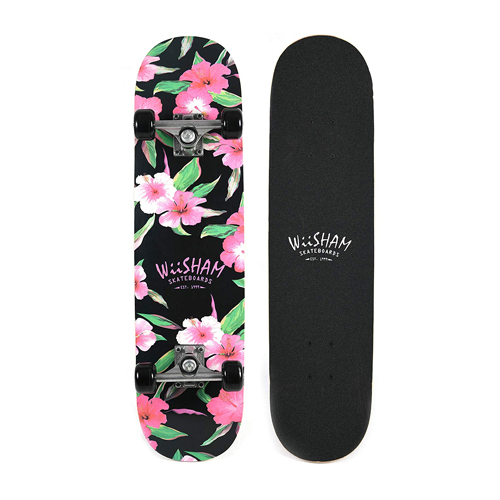 Wiisham Skateboards Pro 31 inches Complete