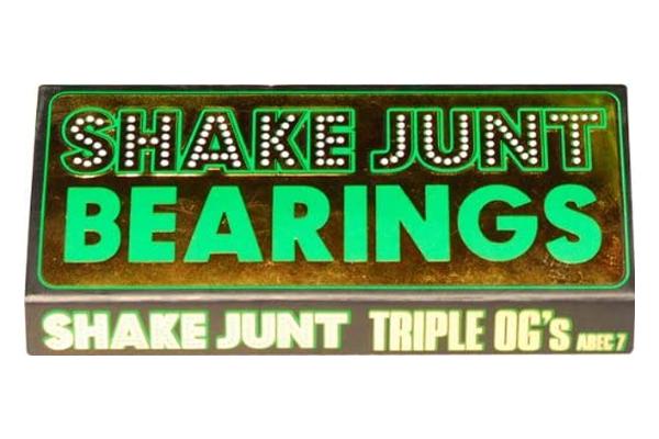 SHAKE JUNT Triple A-7 Skate Bearings