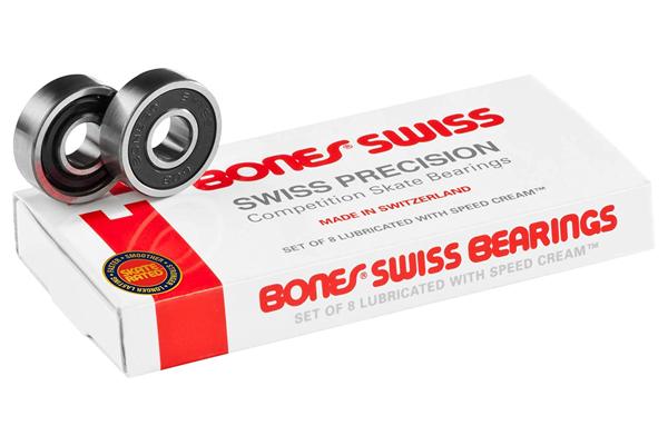 Bones Swiss Original Swiss Competition Bearings