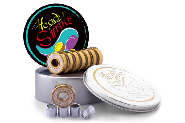 Heady Shake Pro Skate Board Bearings