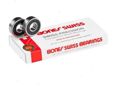 Bones Swiss Original Swiss Competition Skate Bearings