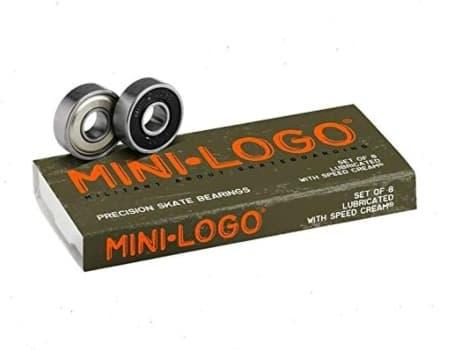 Mini Logo Skateboard Bearings