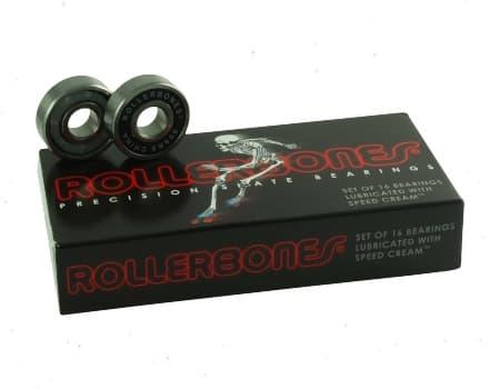 Roller Bones Precision Skate Bearings