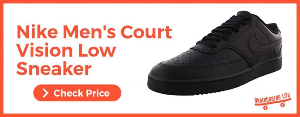 Nike Men's Court Vision Low Sneaker