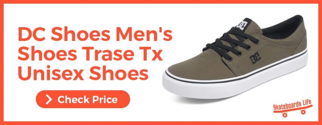 DC Shoes Men's Shoes Trase Tx - Low Shoes - Unisex