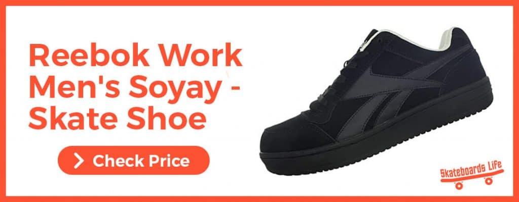 Reebok Work Men's Soyay RB1910 Skate Style Shoe