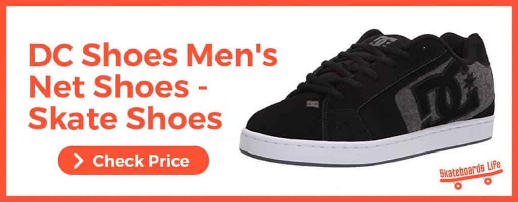 DC Shoes Men's Shoes Net Shoes