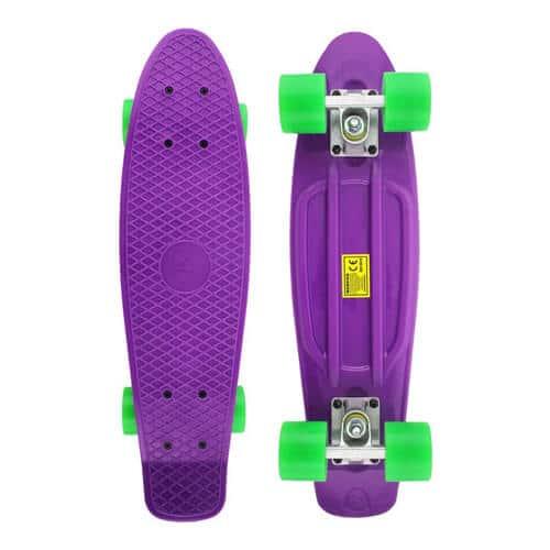 Meketec Skateboards Retro Cruiser