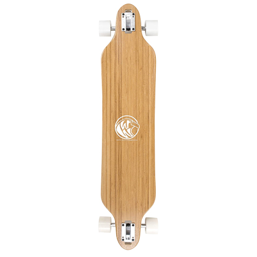 White Wave Skateboards For Heavy Riders