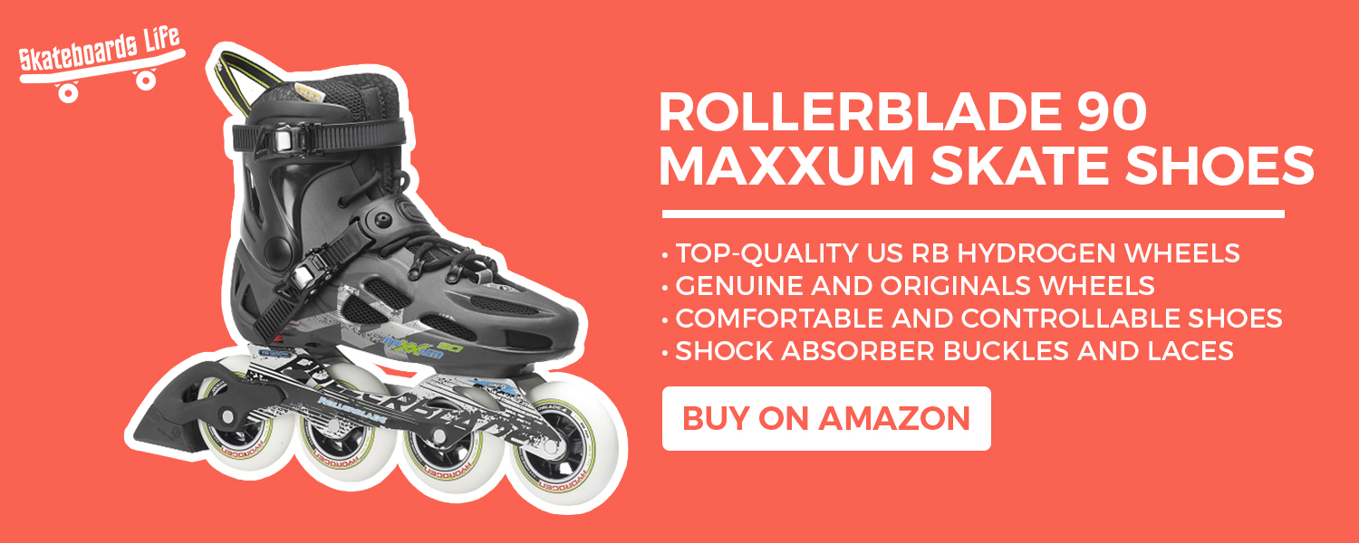 Rollerblade 90 Maxxum Skate Shoes