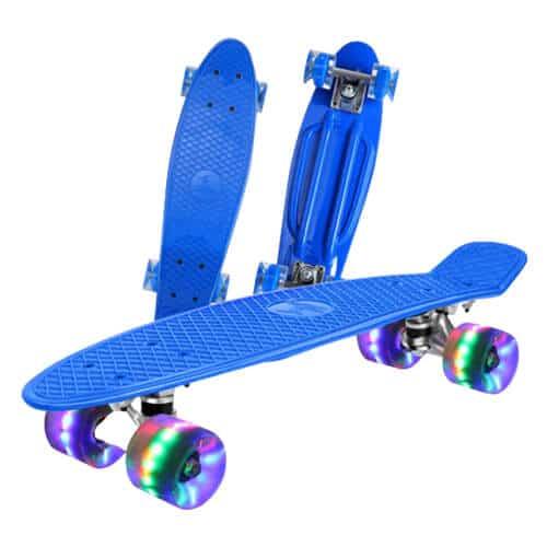 BELEEV Skateboard Complete Mini Cruiser