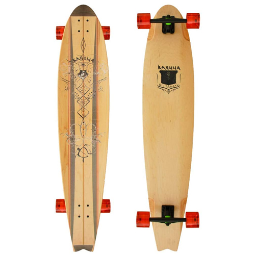 Kahuna Creations Master Crafted Skateboard for heavy riders