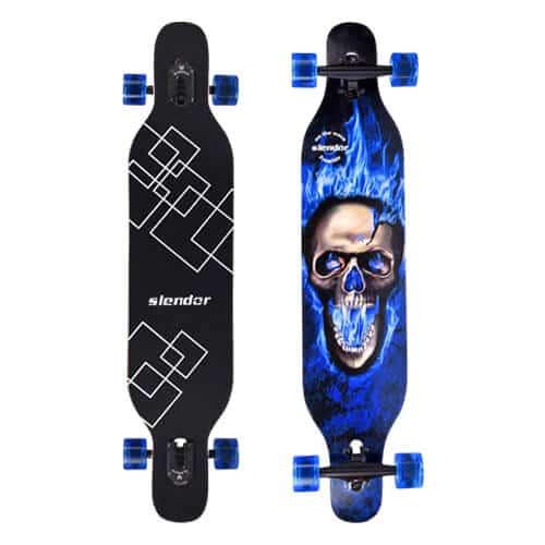 Slendor Longboard Skateboard Cruiser