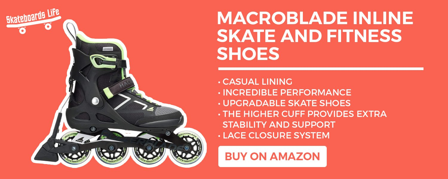 Macroblade Inline Skate & Fitness Shoes