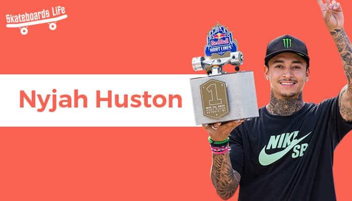 Nyjah Huston