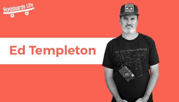 Ed Templeton Best Skateboarder