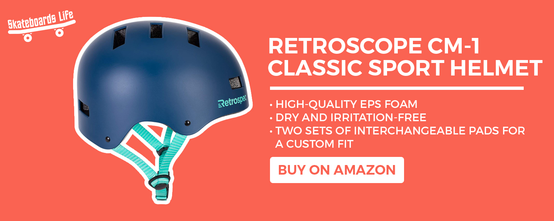 Retroscope CM-1 Classic Sport Helmet