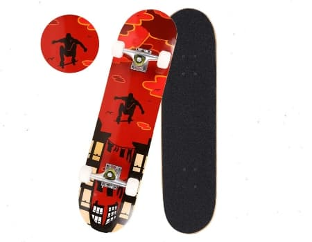 Anfan Pro Complete Skateboard