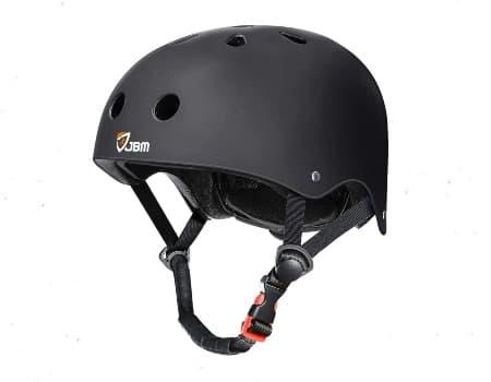 JBM Skateboard Helmet CPSC Skating Longboard