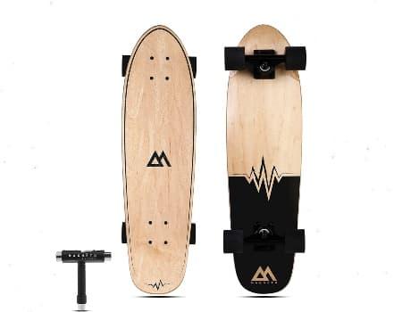 Magneto Mini Cruiser Skate Board For Kids