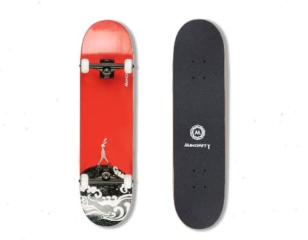 Monitory 32 Inches Skateboard