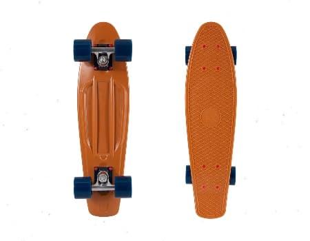 Retroscopic Quep Cruiser Skateboard