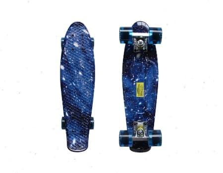 Rimmable Skateboard For Kids
