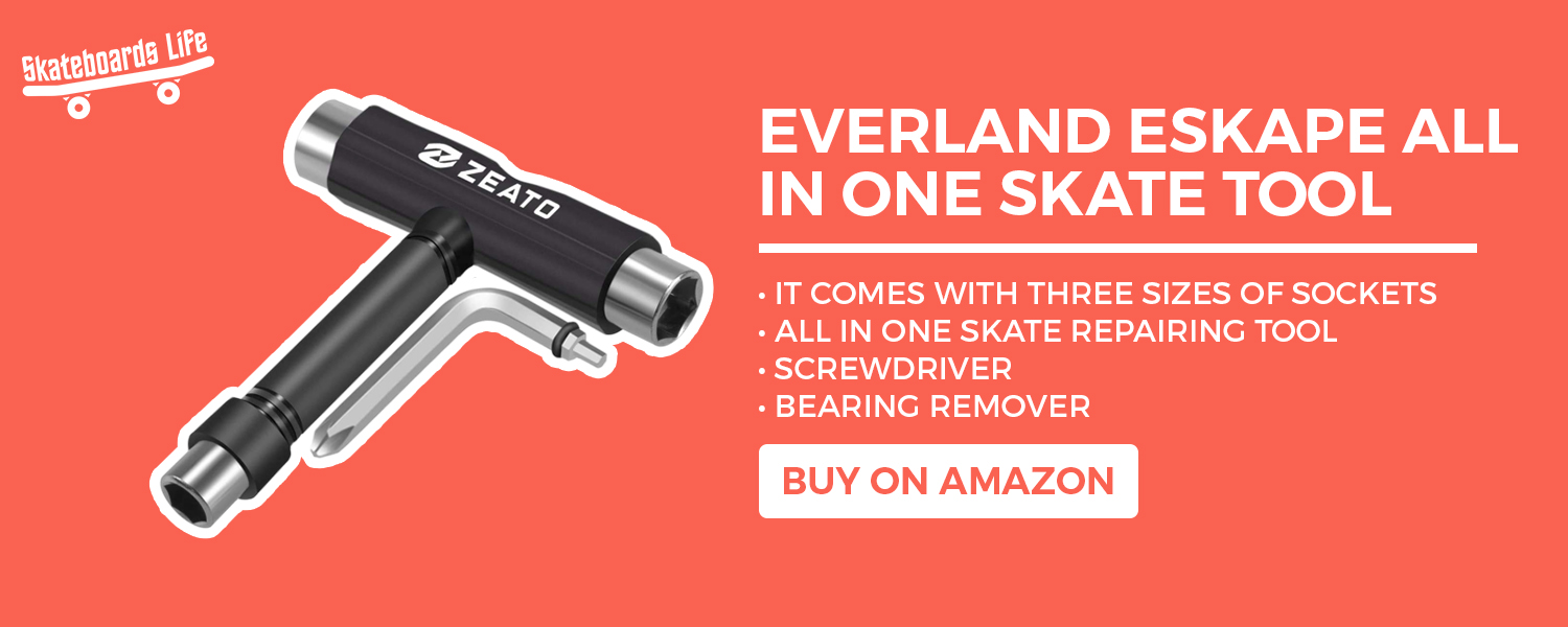 Zeato All In One Skate Tools