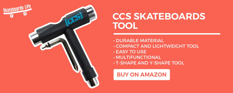 CCS Skateboards Tool