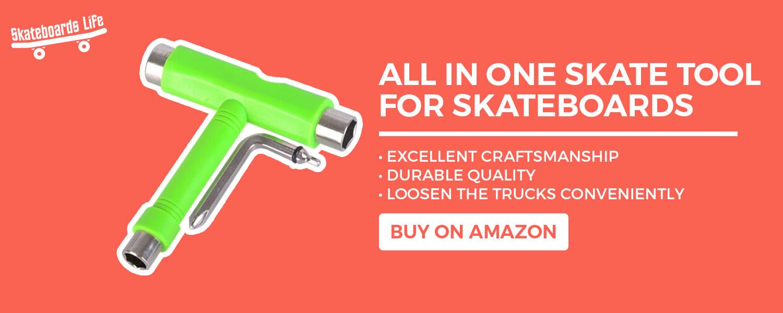 All in One Skate T Tool For Skateboards