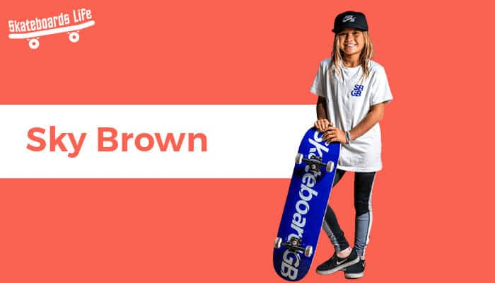 Sky Brown