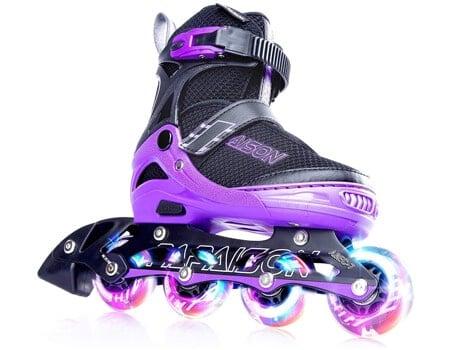 PAPAISON Adjustable Inline Skates