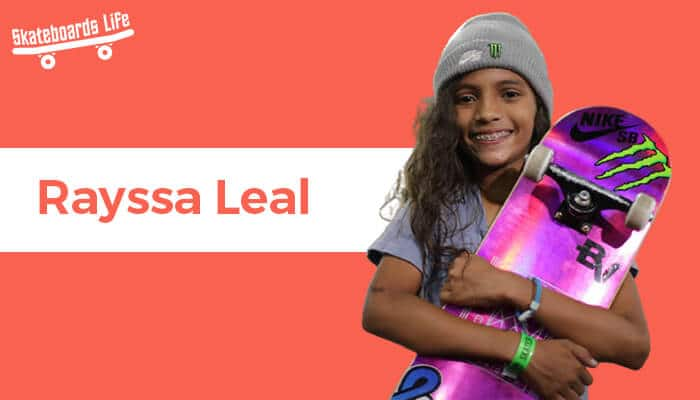 Rayssa Leal Skateboarder
