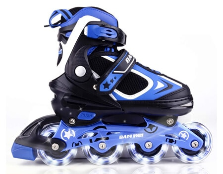 MammyGol Adjustable Inline Skates