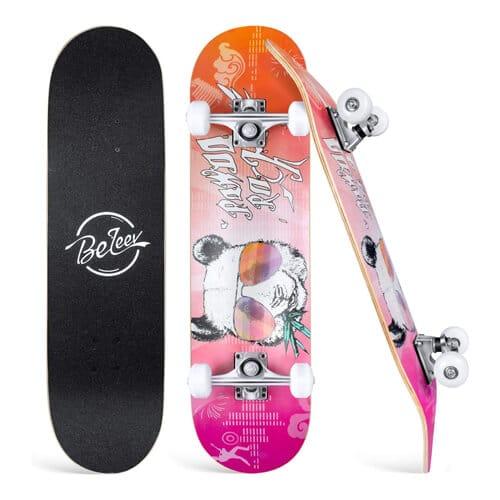 Skateboard for heavy riders