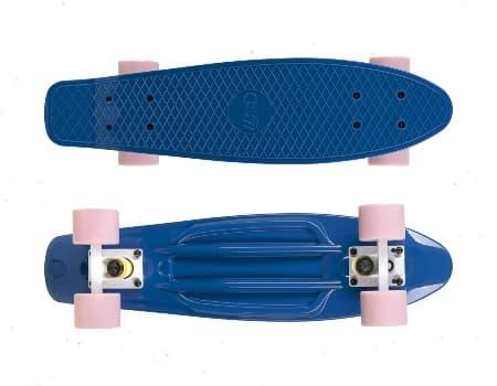 Cal 7 22 Complete Mini Cruiser Plastic Skateboard