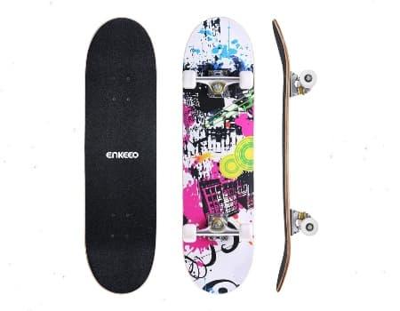 ENKEEOO 32 Complete Skateboard