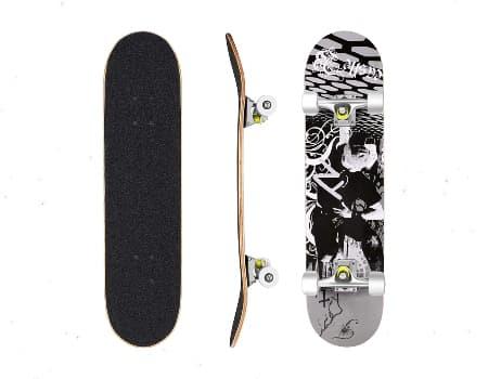 Hikole 31 Complete PRO Skateboard