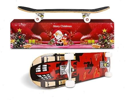 Hikole Complete PRO Skateboard