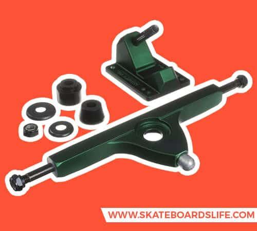 How long do skateboard trucks last