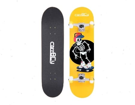 Idea Skateboards 31 X 8 Pro Complete Skateboard