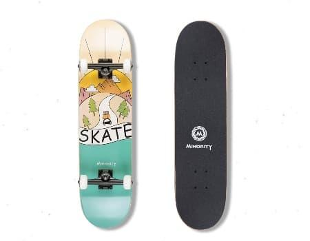 MINORITY 32 Maple Skateboard