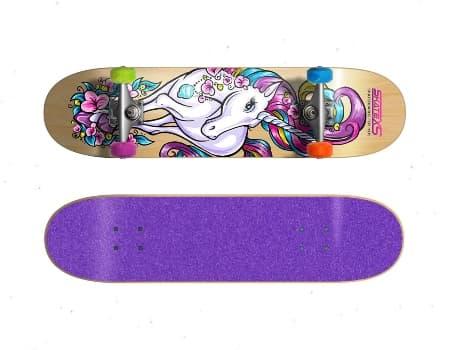 SkateXS Unicorn Skateboard