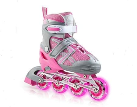 Xino Sports Adjustable Kids Inline Shoes