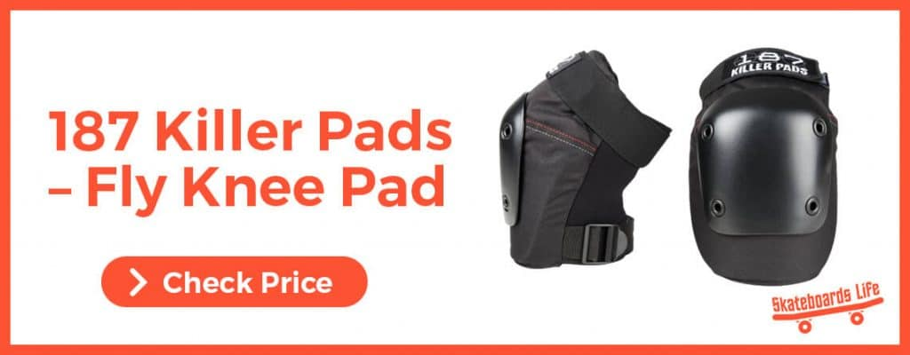 187 Killer Pads – Fly Knee Pad