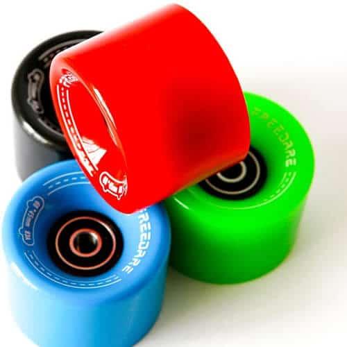 FREEDARE Skateboard Wheels for cruising
