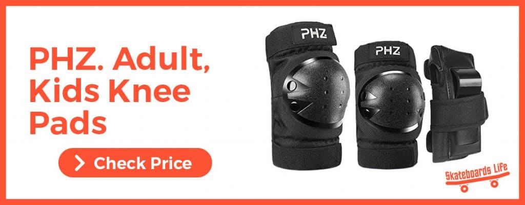 PHZ. Adult/Kids Knee Pads