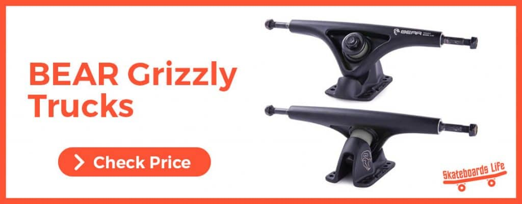 Bear Grizzly Trucks