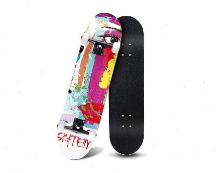 ANDRIMAX Skateboards For Beginner Kids