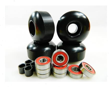 Blank Pro 52mm Skateboard Wheels